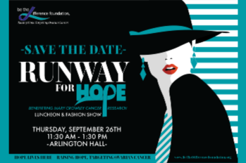 Be the Difference Foundation Announces Runway for Hope: A Luncheon and Fashion Show Benefiting Mary Crowley Cancer Research