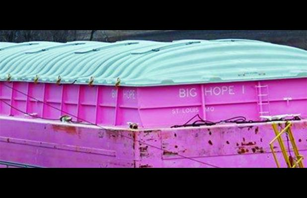 Big Hope 1 Carries More Than Grain