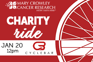 Charity Ride at Cyclebar