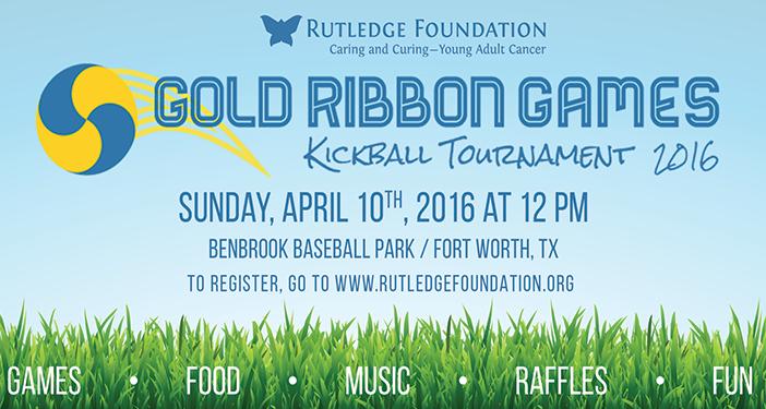 Gold Ribbon Games Kickball Tournament 2016