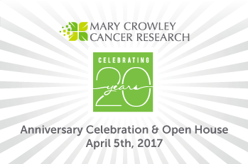 Mary Crowley Cancer Research 20th Anniversary Celebration
