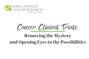 Cancer Clinical Trials Panel