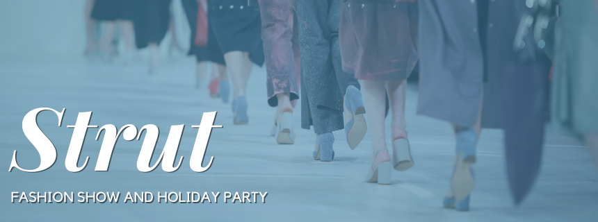 YTAC Dallas STRUT Fashion Show & Holiday Party 2019