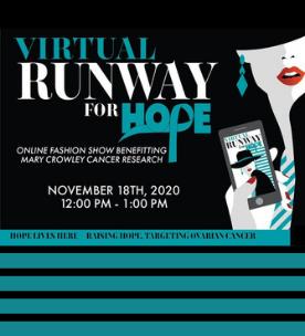 Virtual Runway for Hope