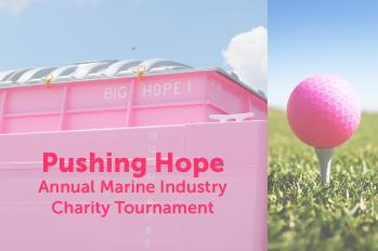 2021 Pushing Hope Annual Marine Industry Tournament