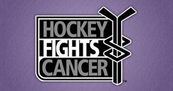 Hockey Fights Cancer 2015