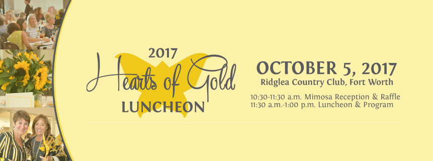 Hearts of Gold Luncheon