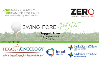 2021 Swing Fore Hope