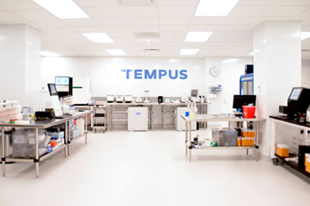 Mary Crowley Partners with Tempus