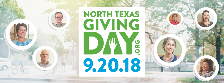 2018 North Texas Giving Day