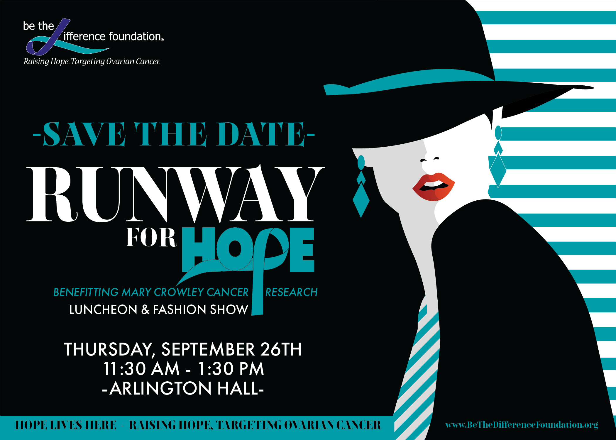 Runway for Hope Luncheon & Fashion Show