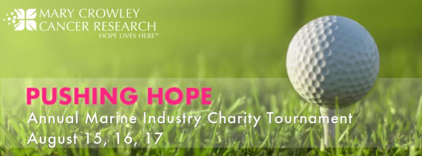 2019 Pushing Hope Annual Marine Industry Charity Tournament