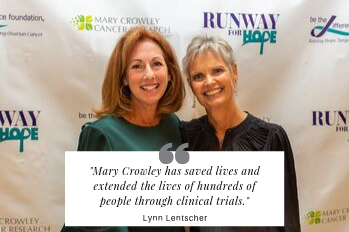 Runway for Hope: Lynn Lentscher's Speech