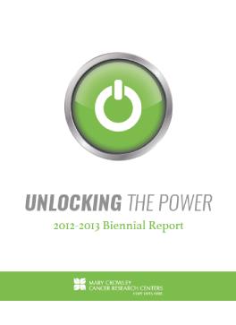 2012-2013 Biennial Report