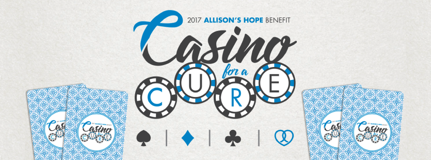 Allison's HOPE Casino for a Cure Benefit
