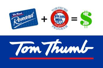Tom Thumb - Good Neighbor Program