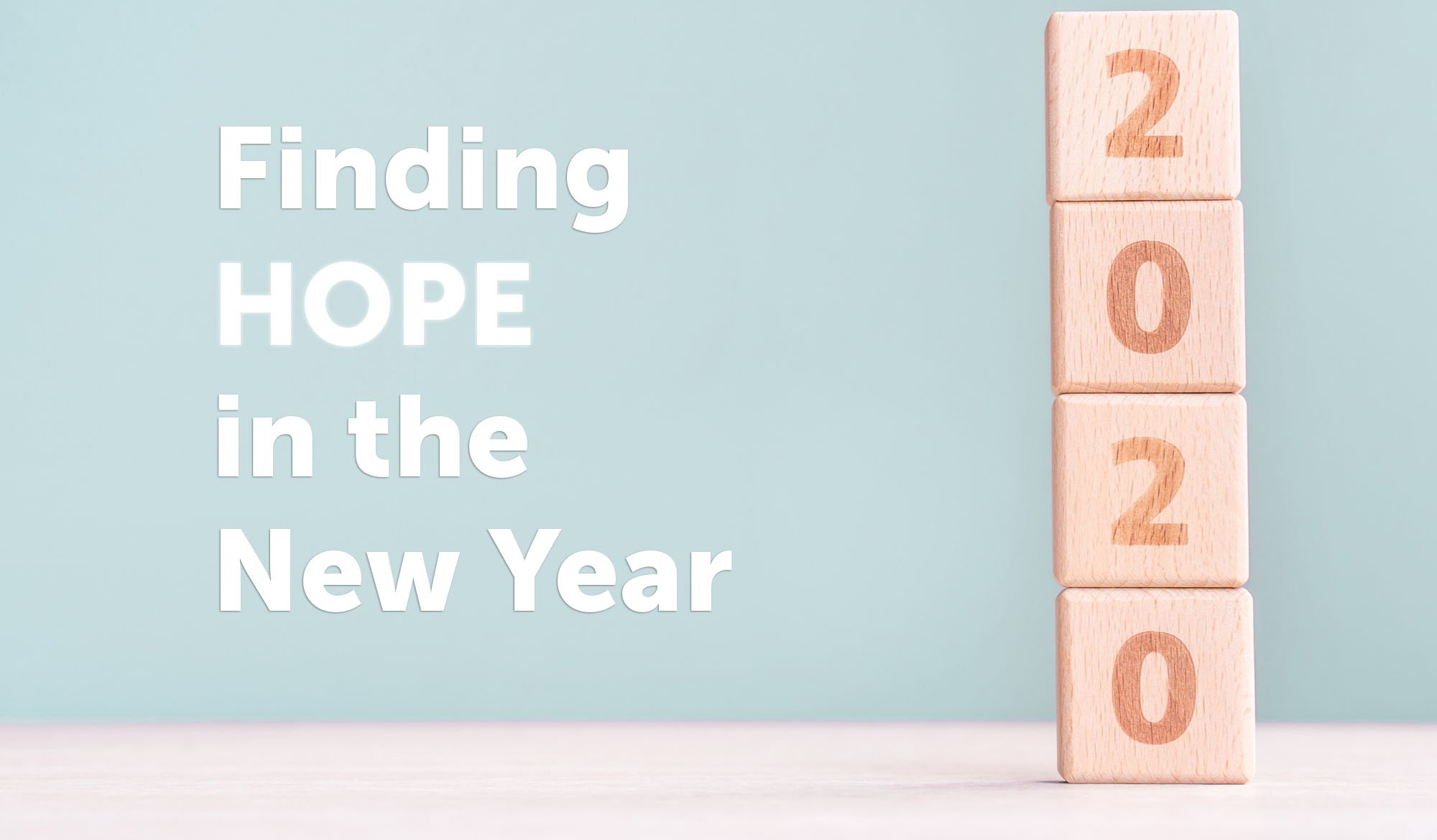 Finding HOPE in the New Year
